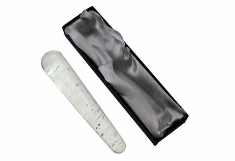 Crystals Clear Quartz Massage Wand