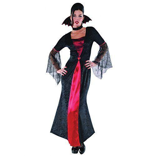Halloween Countess Vampiretta ~ Adult Costume