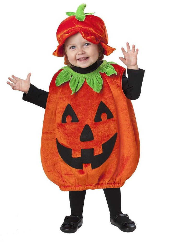 Halloween Pumpkin Patch Cutie - Toddler Costume