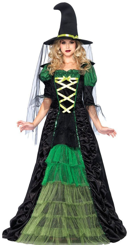 Halloween Storybook Witch - Adult Costume