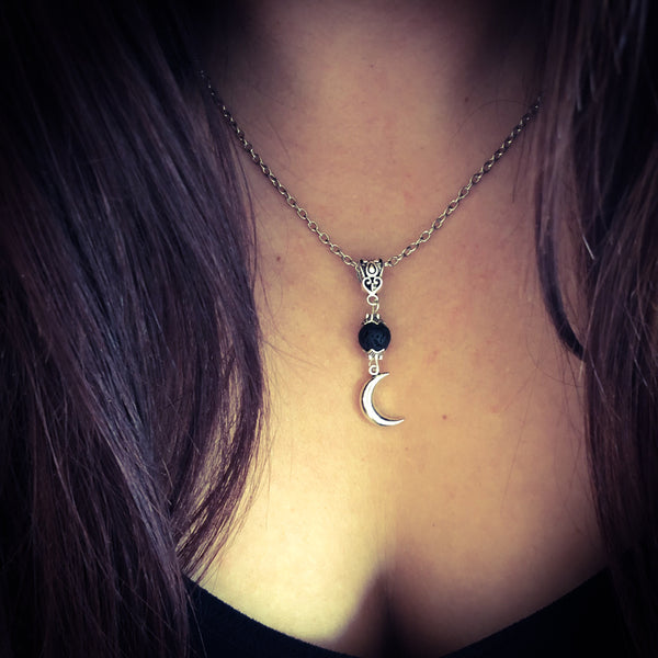 Stygian Mysteries Necklace