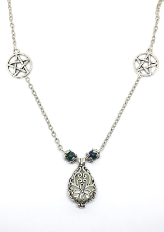 Moonlit Goddess Necklace