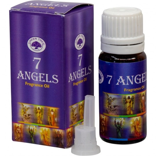Green Tree Fragrance Oil ~ 7 Angels