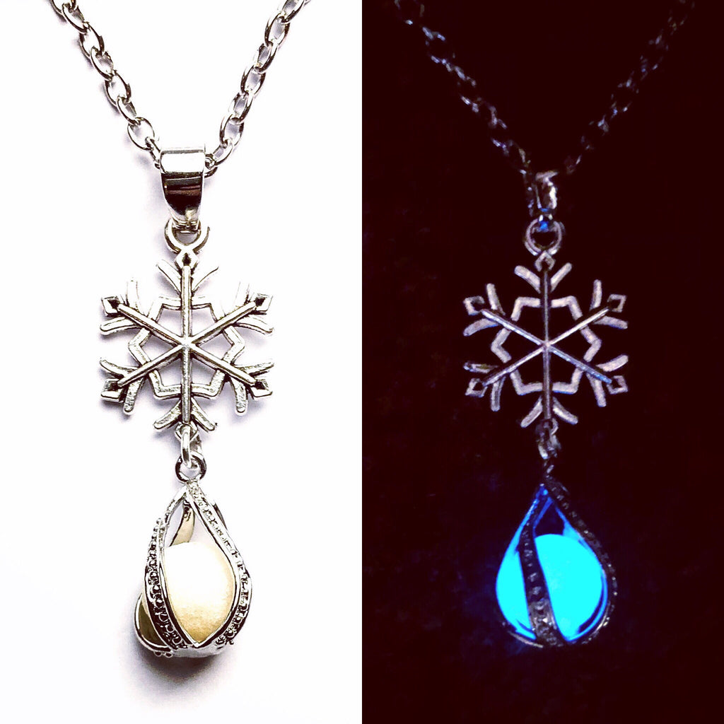Winter Moonlight Necklace