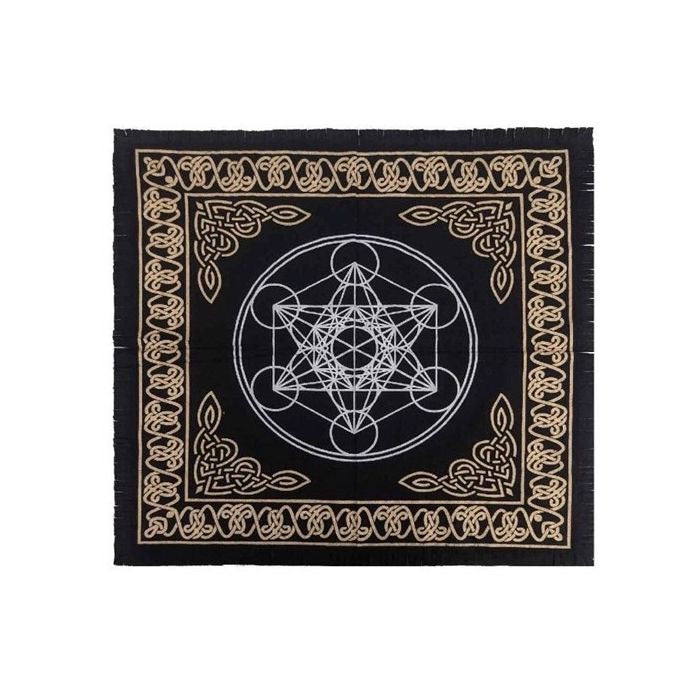 Crystal Grid Altar Cloth