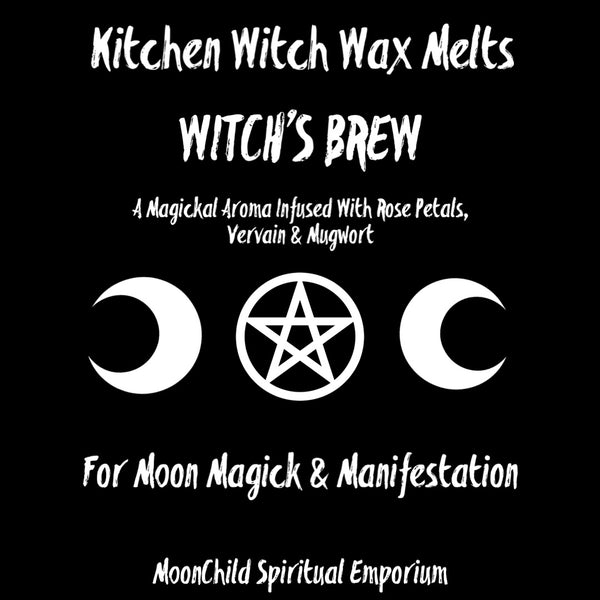 Kitchen Witch Wax Melts ~ Witch's Brew