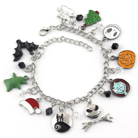 Nightmare Before Christmas Bracelet