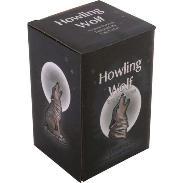 Incense, Oils & Accessories,Home & Outdoor Decoration Wolf Howl Incense Holder