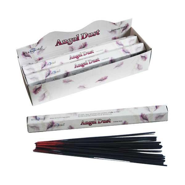 Incense, Oils & Accessories,Incense Sticks Angel Dust Incense