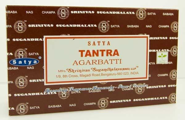 Incense, Oils & Accessories,Incense Sticks Tantra ~ Satya