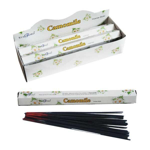 Incense Sticks,Incense, Oils & Accessories,Halloween Camomile Incense