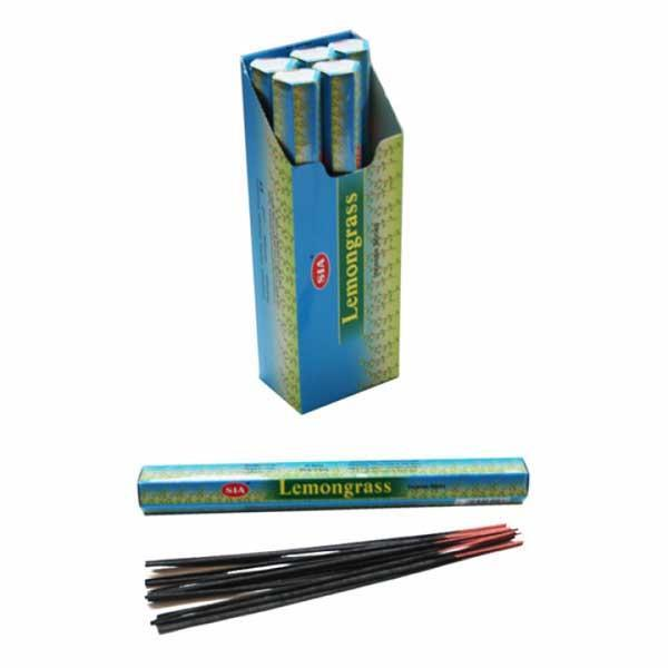 Incense Sticks,Incense, Oils & Accessories Lemongrass Incense Sticks ~ Sia
