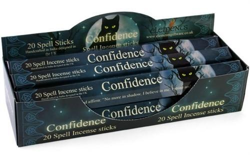 Incense Sticks,Incense, Oils & Accessories Lisa Parker Designer Spell Incense - Confidence