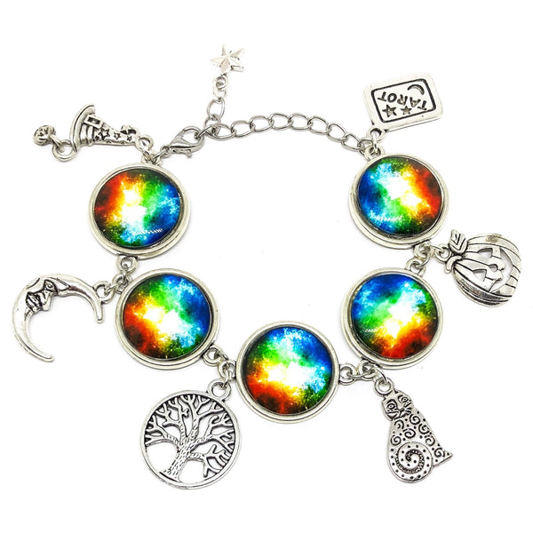Jewellery Multicoloured Witchy Vibes Bracelet