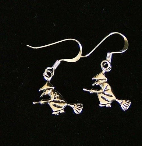 Jewellery Witching Hour Earrings - Sterling Silver