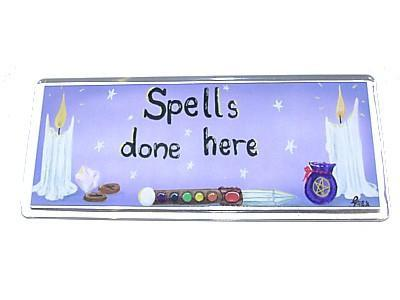 magnet Spells Done Here Magnet