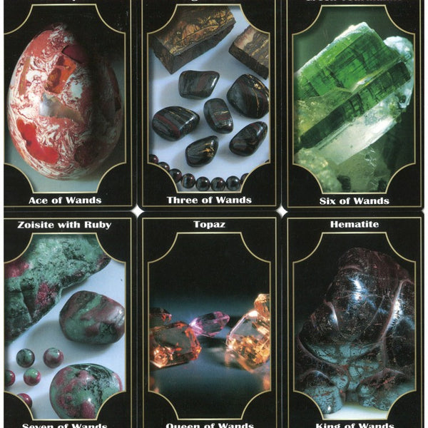 Tarot Of Gemstones & Crystals