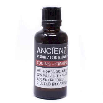 Ancient Wisdom Massage Oil - Toning & Firming