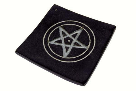 Witch & Spell Craft,Incense, Oils & Accessories Pentagram Incense Holder