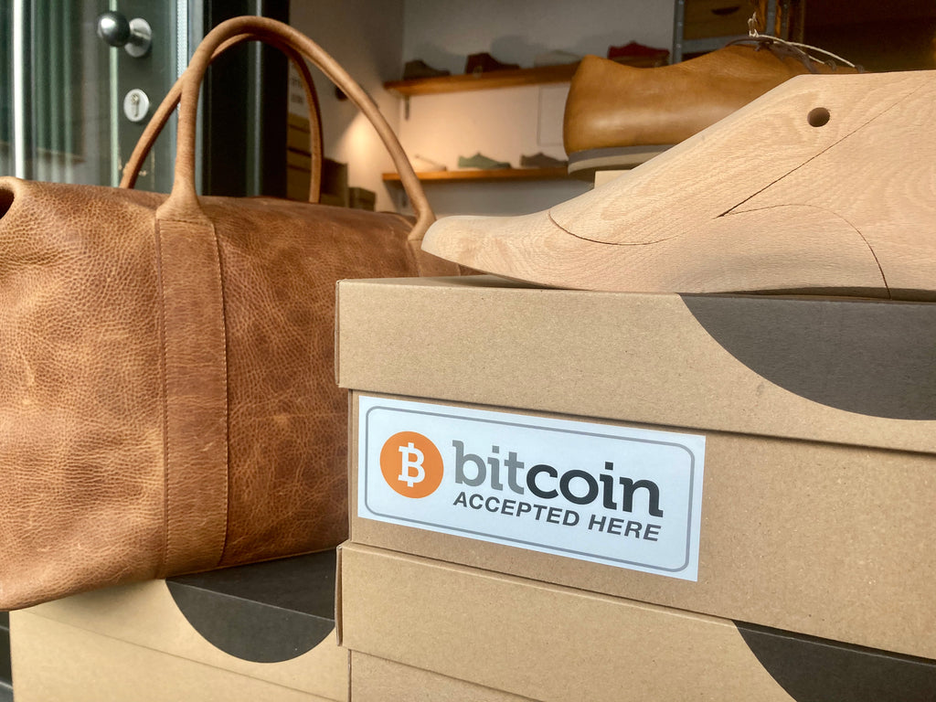 Shoes - almost as good an investment as crypto?