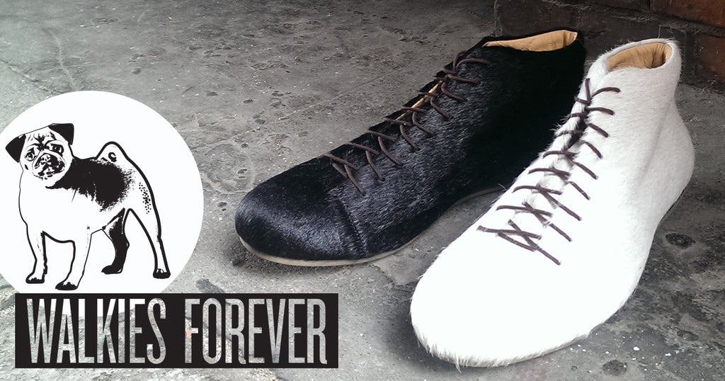 Proud to launch WALKIES FOREVER – preserve your beloved pet, as a pair of shoes