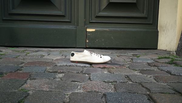 The first ATHEIST Shoe (2012)