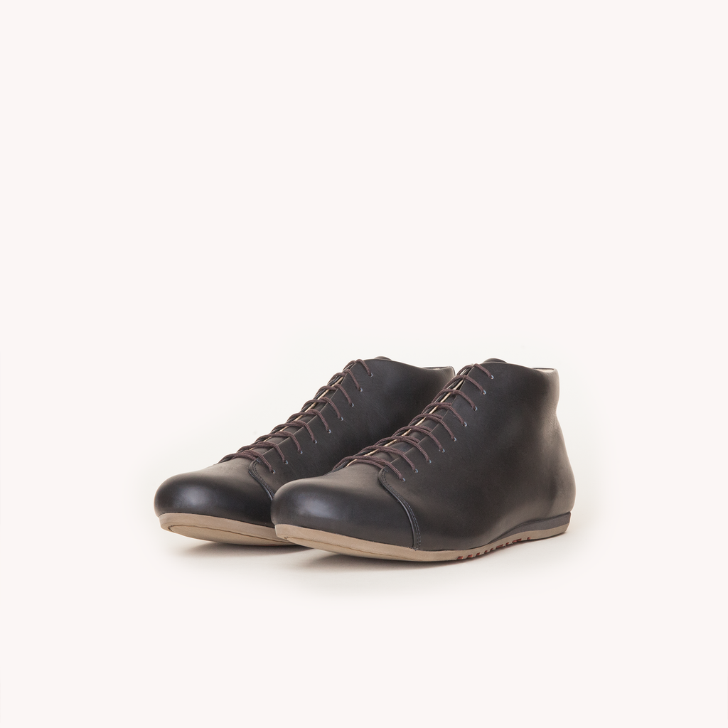 Atheist shoes - Das Black Boot -  ridiculously comfortable leather shoes, handmade in Portugal