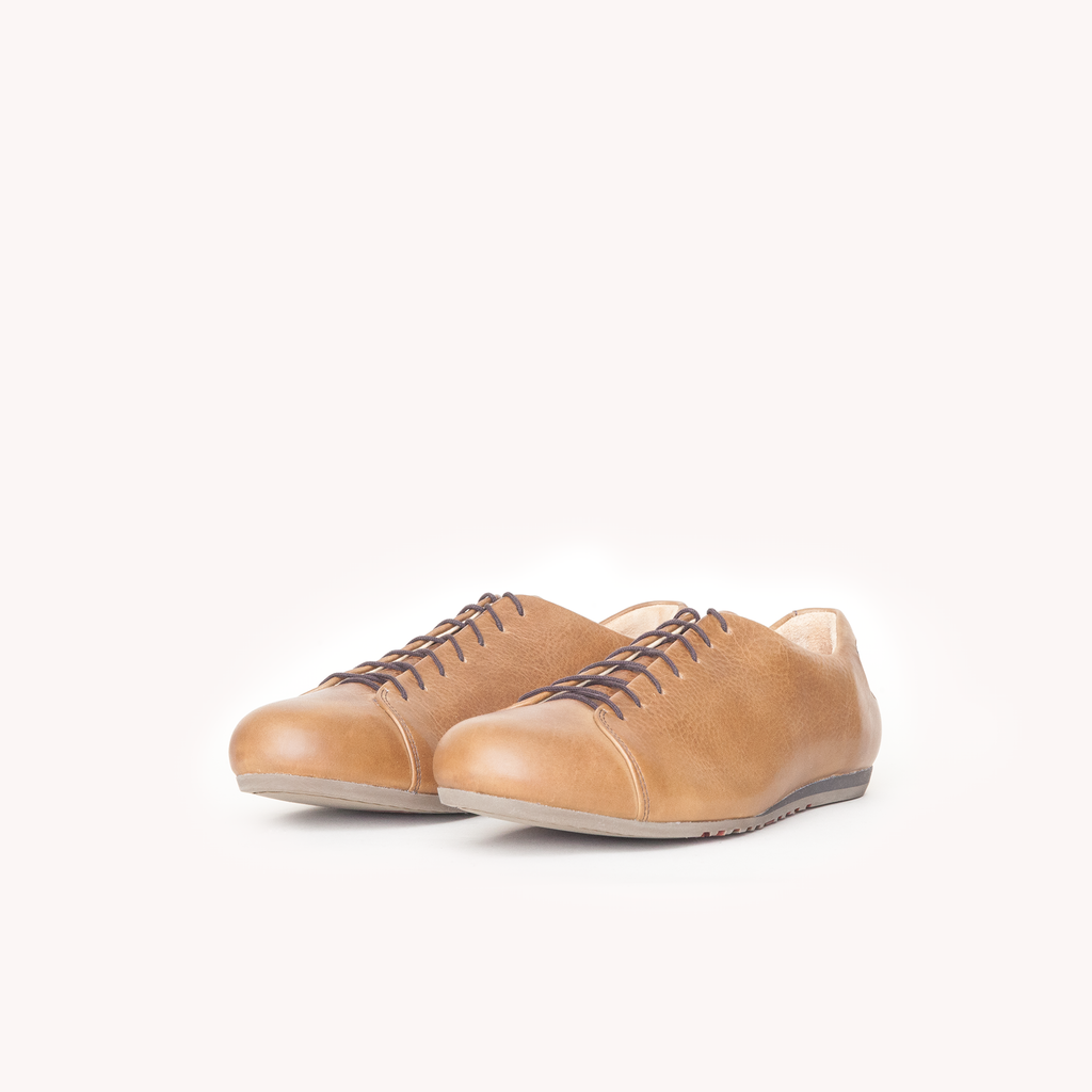 Atheist shoes - Das Cognac Shoe - ridiculously comfortable leather shoes, handmade in Portugal