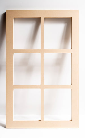 Rectangle Window