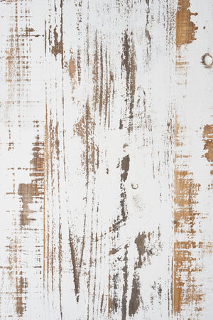 Rustic Distressed White