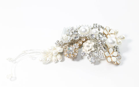 LISETTE Headpiece