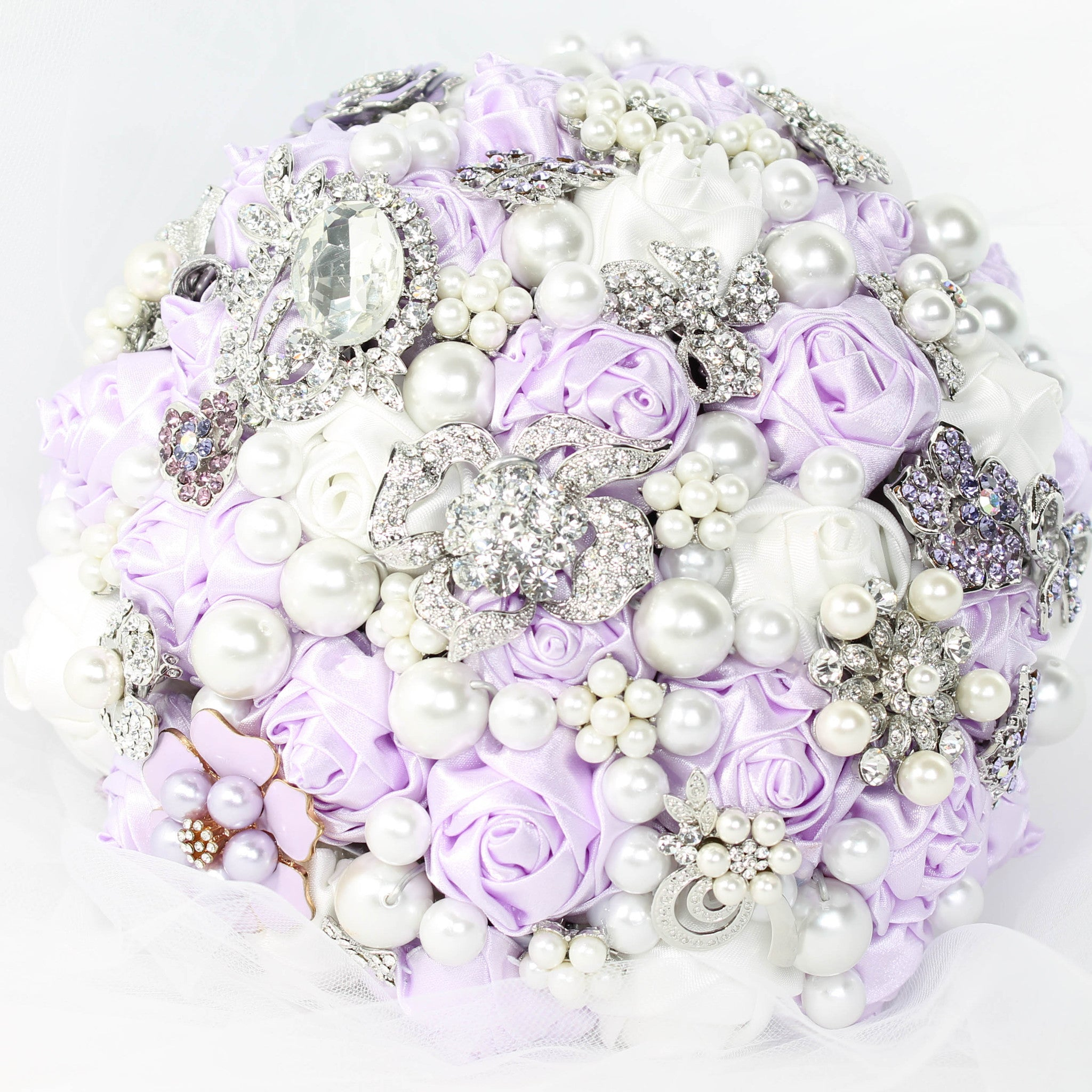 ANNABELLE Brooch Bouquet