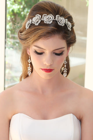 OLIVIE Headpiece