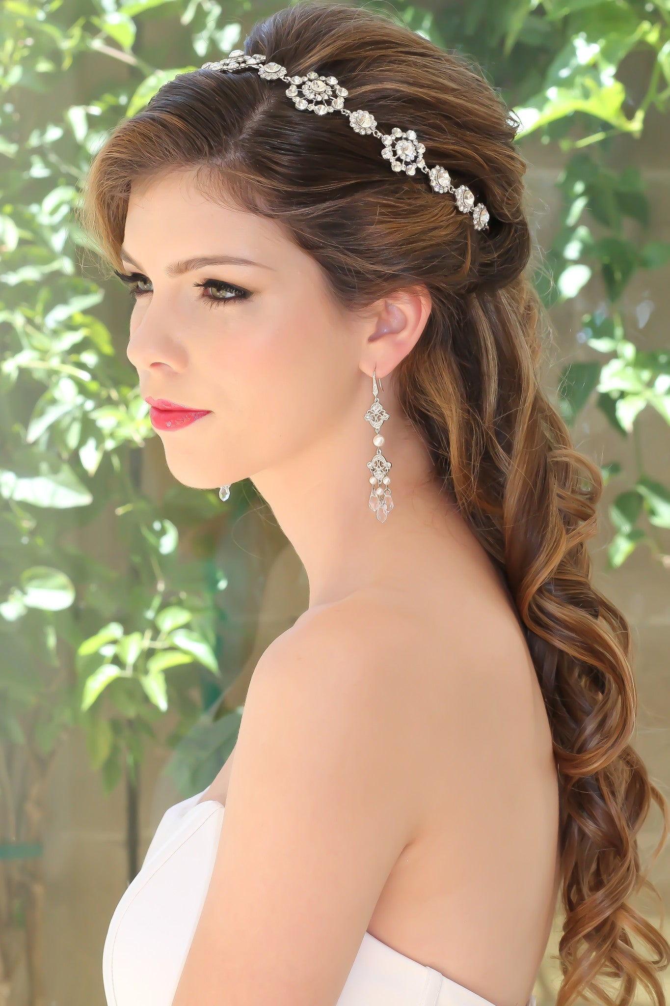 LAURE Headpiece