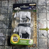 Oxen Unpainted Wizkids HD Mini
