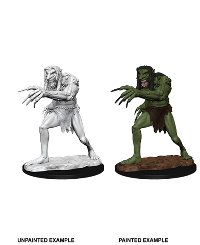 Troll Unpainted Wizkids HD Mini