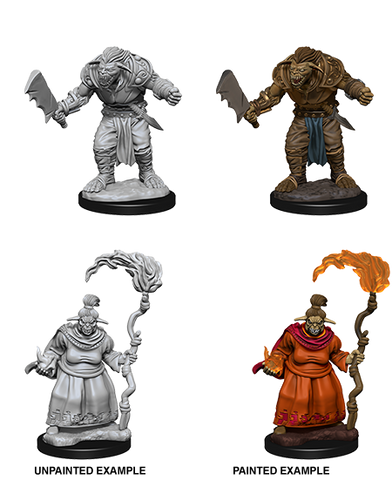 Bugbears Unpainted Wizkids HD Mini