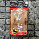 Elf Female Druid Wizkids HD Mini