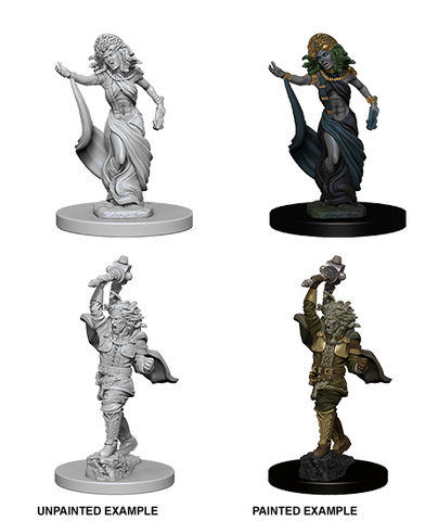 Medusas Unpainted Wizkids HD Mini