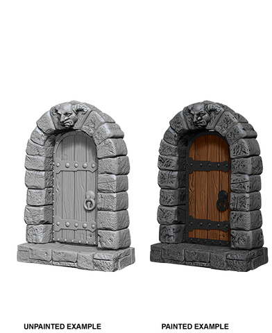 Doors Unpainted Wizkids HD Mini