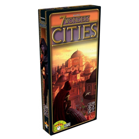 7 Wonders Cities Expansion Philippines