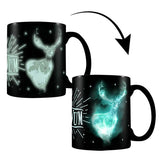HARRY POTTER EXPECTO GLOW IN THE DARK MUG