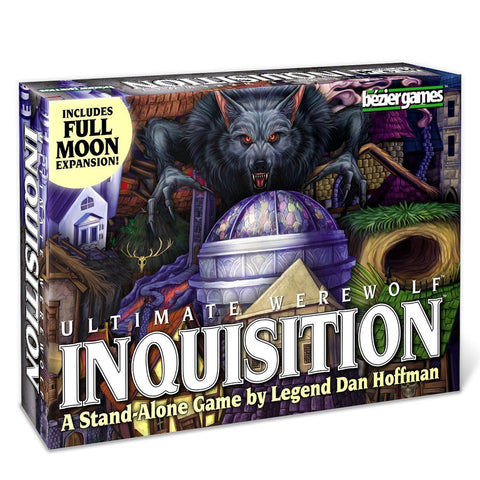 Ultimate Werewolf Inquisition Philippines