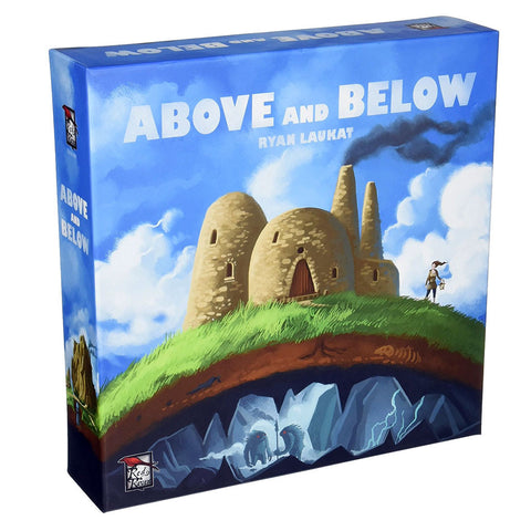 Above and Below Board Game Philippines