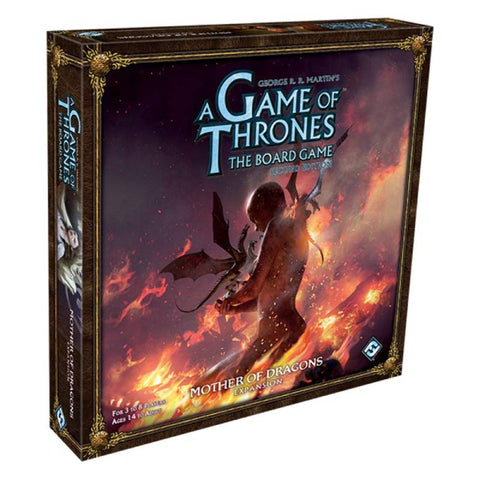 A Game of Thrones Board Game: Mother of Dragons Expansion