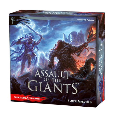 Assault of the Giants Board Game Philippines