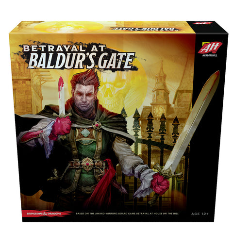 Betrayal at Baldurs Gate Board Game Philippines