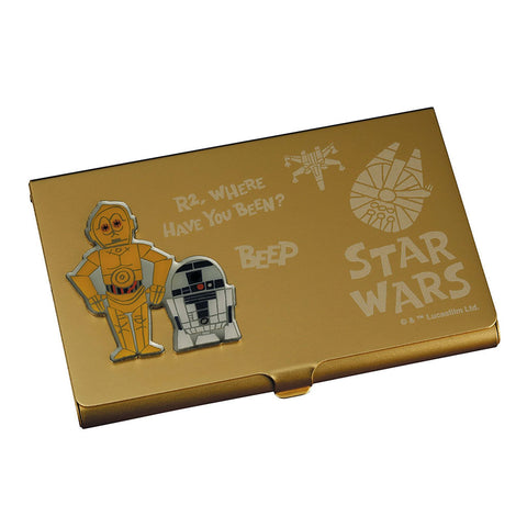 Star Wars Business Card Holder: R2-D2 and C-3PO Philippines