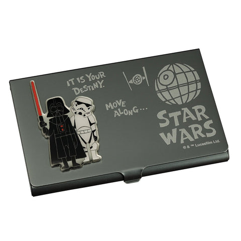 Star Wars Business Card Holder: Vader and Stormtrooper Philippines
