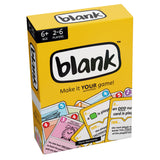 Blank The Customizable Card Game
